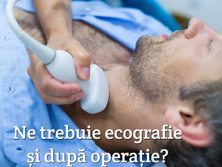 De ce ne trebuie ecografia cervicală și după operație?