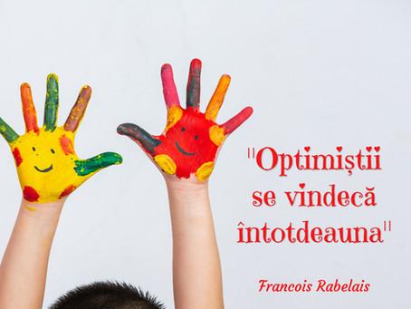 Gândirea pozitivă...