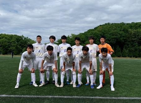 クラブユース選手権U-15決勝トーナメント一回戦
