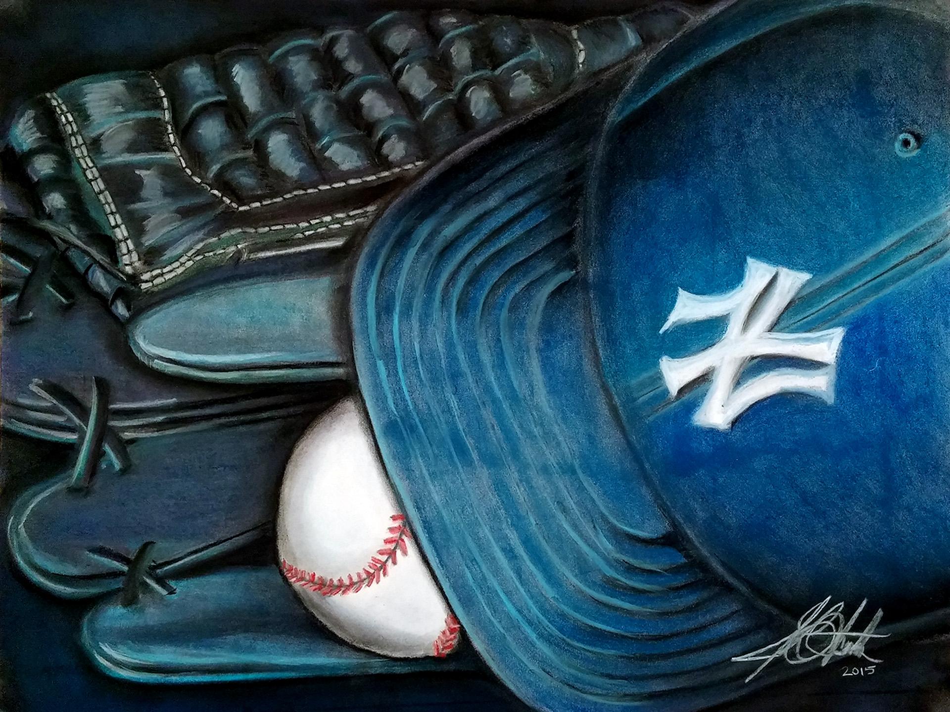 Yankees Still Life