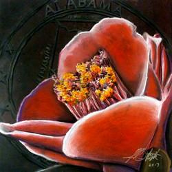 Alabamian Camellia
