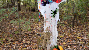Scarecrow Stroll & Vintage Market October 16th 11:00am - 5:00pm