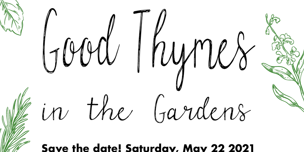 Good Thymes Spring Market