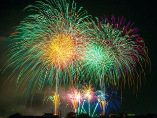12月の熱海海上花火大会は10日と17日なのでお見逃しなく!