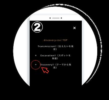 サイトの使い方2