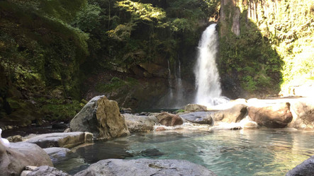 伊豆でロケーション抜群の日帰り露天風呂なら天城荘さんがおすすめ!