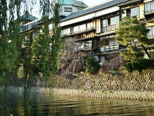 伊東八景の一つ松川でインスタ映えするスポット的な場所紹介。