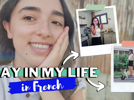 A Day In My Life In French