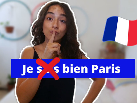 Don't make those mistakes in French!