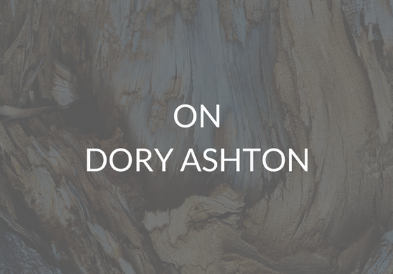 On Dore Ashton