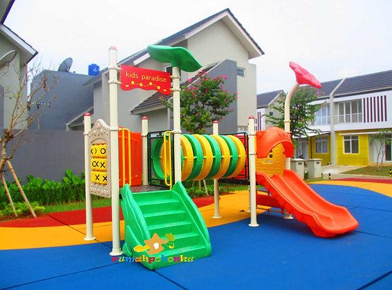 Playground Garden Tunnel