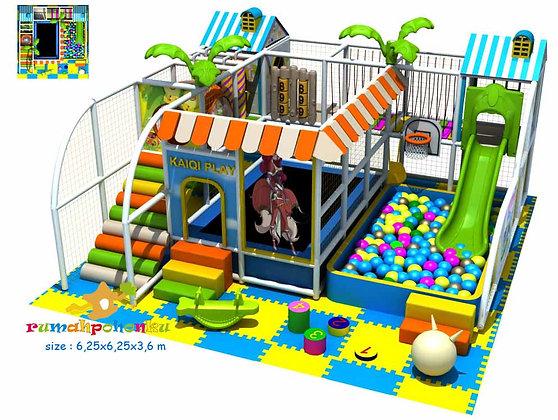 Adventure ball pit indoor playground