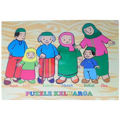 Puzzle Keluargaku 08LRN042
