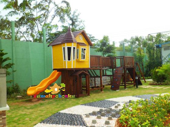 Witch craft playground - Green lake city