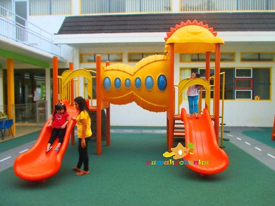 Playground Kids Republic dan Apartemen Altis