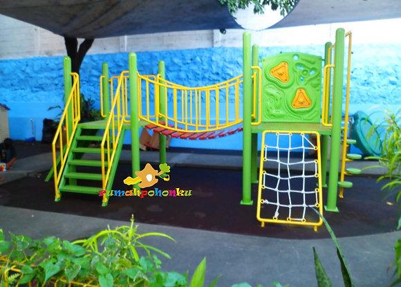 Playground Besi Tutor Time Pondok Indah