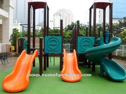 playground apartemen Bellagio.