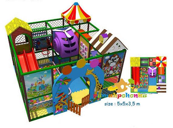Happy zone 4 indoor playground
