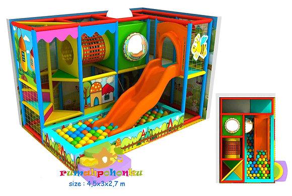 Fun ball pit1 indoor playground