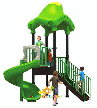 Playground Deluxe Spiral