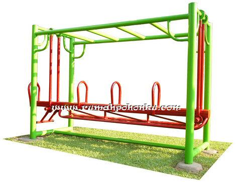 Ayunan geser Slide swing