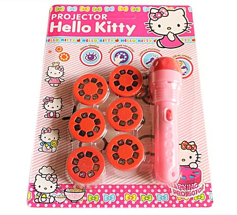 projektor hello kitty 08PTD016