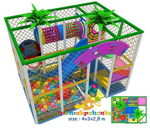Happy ball pit 1 indoor playground