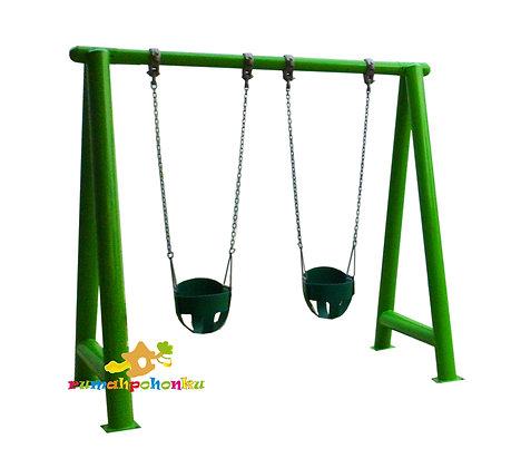 Ayunan Tall swing set / Toddler Swing Set
