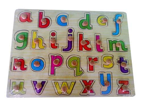 Puzzle ABC Stitch