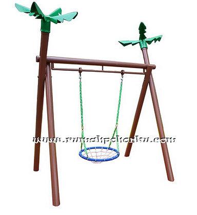 Ayunan Beach themed swing