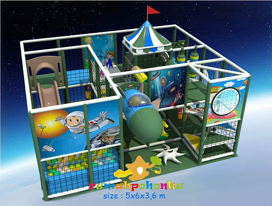 Air space party indoor playground