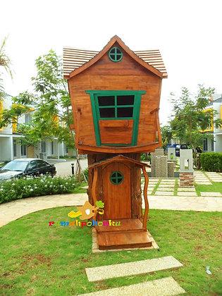 Boy Club Treehouse