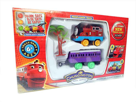 Chugginton Rail Series