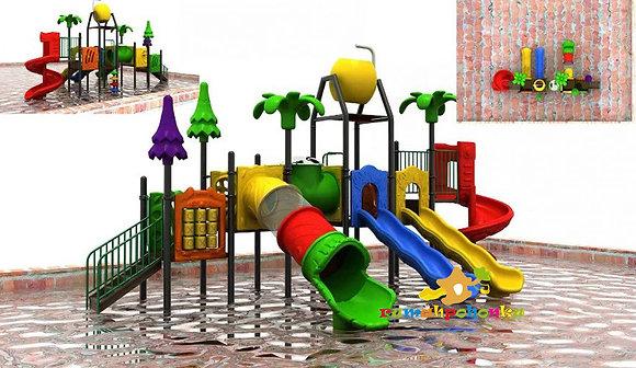 Water Playground Type - 14