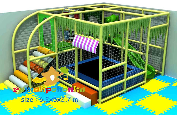 Medium fun area 2 indoor playground