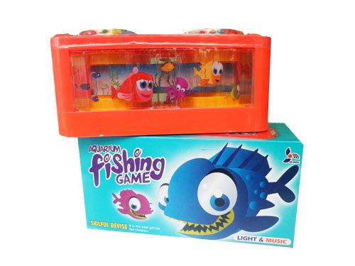 Aquarium Fishing Game