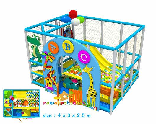 Fun Indoor Playground