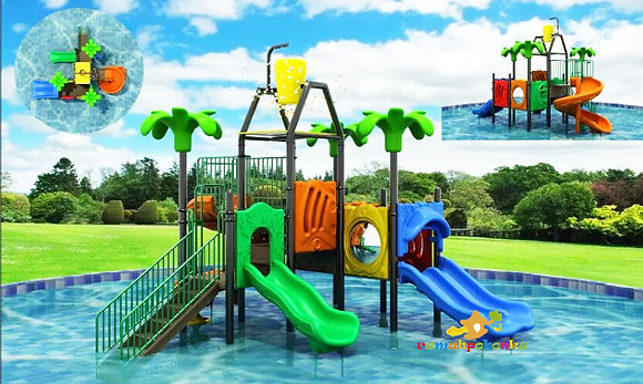 Water Playground Type - 4