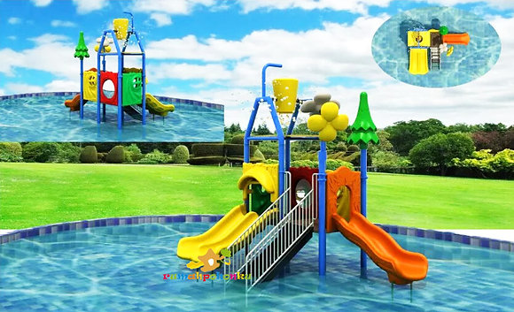 Water Playground Type - 3