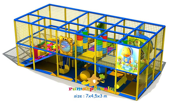 Picnic ball pool indoor playground