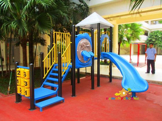 Playground music tower Jakarta Nanyang School