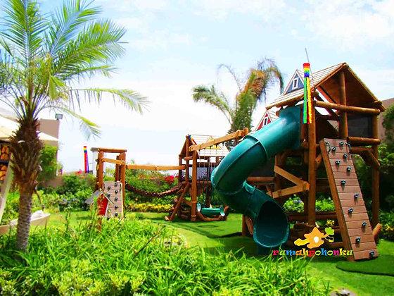 Climber playground