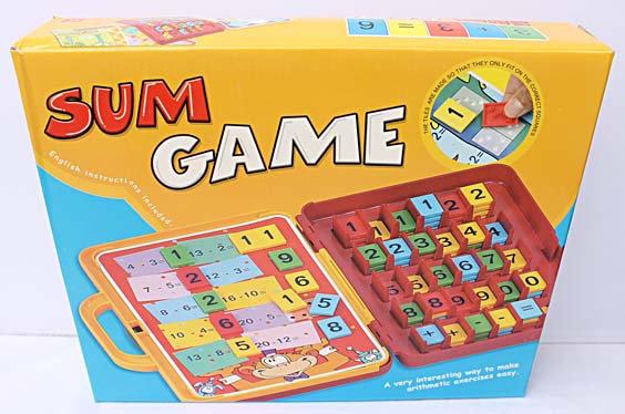 sum game A0301