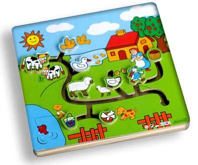maze farm