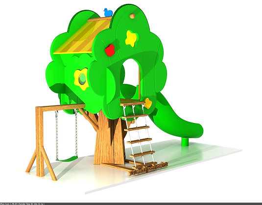 Apple Tree Single Slide