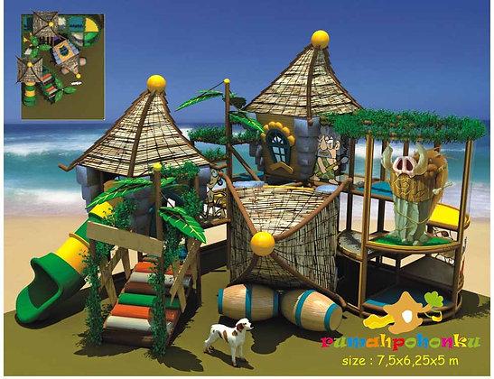Ancient adventure indoor playground
