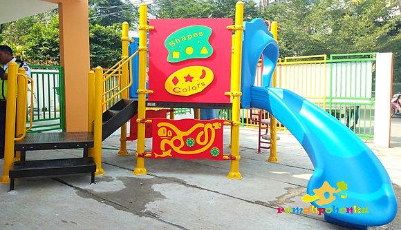 Playground di Sekolah Kidea – Cempaka Putih