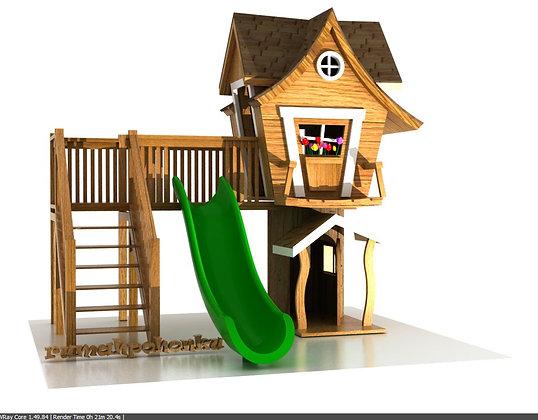 Club House Playground
