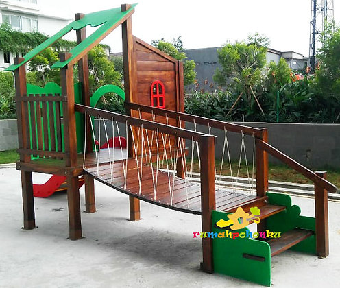 Playground di Apartemen Breeze Tower – Bintaro (Jaya Real Property)