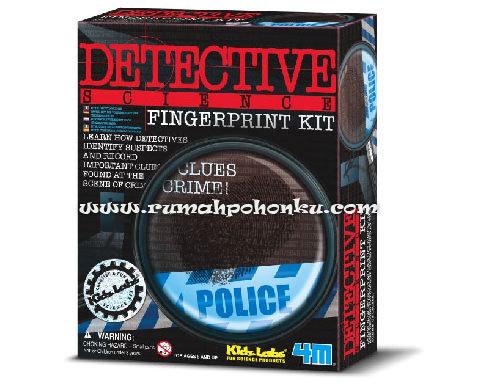 Detective Fingerprint Kit 06SCN06